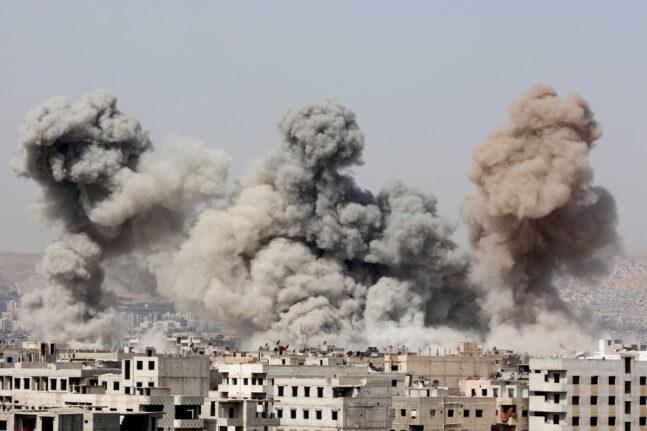 Συρία: 4 νεκροί από πυρά του στρατού του Άσαντ – Προσπάθεια ανακατάληψης της Ιντλίμπ