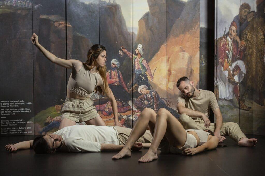 Η Πατρινή ηθοποιός Πέτρα Μαυρίδη στο Αγγέλων Βήμα κάνει μια «Επικίνδυνη στροφή»