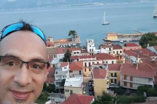 Ναύπακτος: «Έφυγε» ο Γιώργος Ταραβίρας – Ήρθε από τον Καναδά και σκοτώθηκε με τη μηχανή του