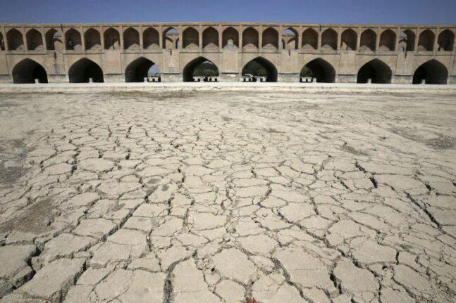 Η Τεχεράνη πλήττεται από τη χειρότερη ξηρασία εδώ και μισό αιώνα