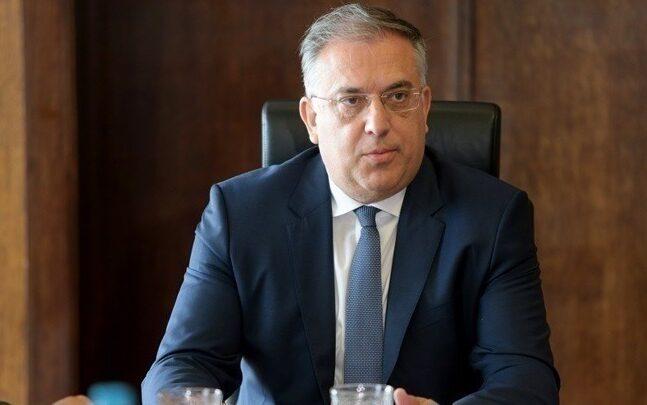 Επιβεβαίωση του pelop.gr: Tην Παρασκευή στην Πάτρα ο Θεοδωρικάκος - Ανακοινώσεις για Αστυνομικό Μέγαρο - Ποιους θα συναντήσει