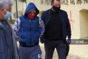 Θέρισος: Ισόβια στον 56χρονο παιδοκτόνο και τον 26χρονο γιο για την οικογενειακή τραγωδία