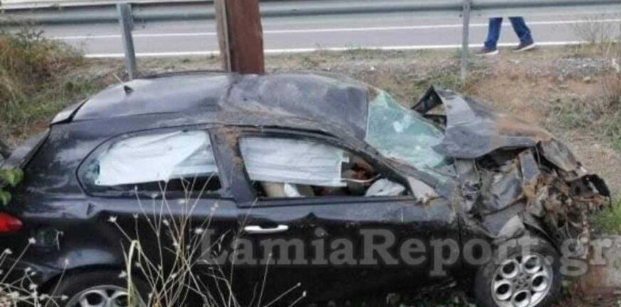 Φθιώτιδα: Νεκρός 22χρονος σε τροχαίο - Σμπαράλια το αυτοκίνητο