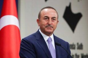 Τσαβούσογλου: Η Τουρκία έτοιμη να βοηθήσει το Αφγανιστάν - Δεν αναγνωρίζει όμως το καθεστώς των Ταλιμπάν