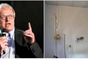 Τσελέντης: Έχουν βγάλει τα εικονίσματα από τα νοσοκομεία – Eδώ είναι Ελλάδα και όχι Μωαμεθανιστάν