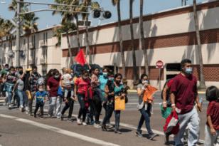 ΗΠΑ: Περίπου 192.000 μετανάστες συνελήφθησαν στα νότια σύνορα τον Σεπτέμβριο