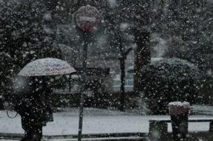 Καιρός: Έρχεται χειρότερη κακοκαιρία – Πού θα χιονίσει